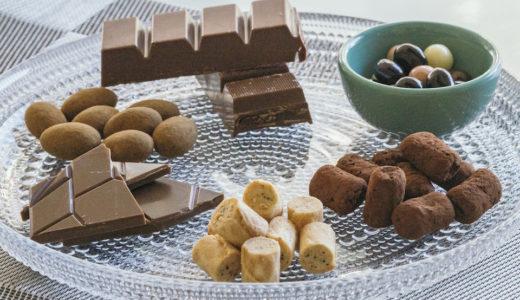コーヒーと相性抜群のチョコレート菓子6選|チョコドリンクの作り方も