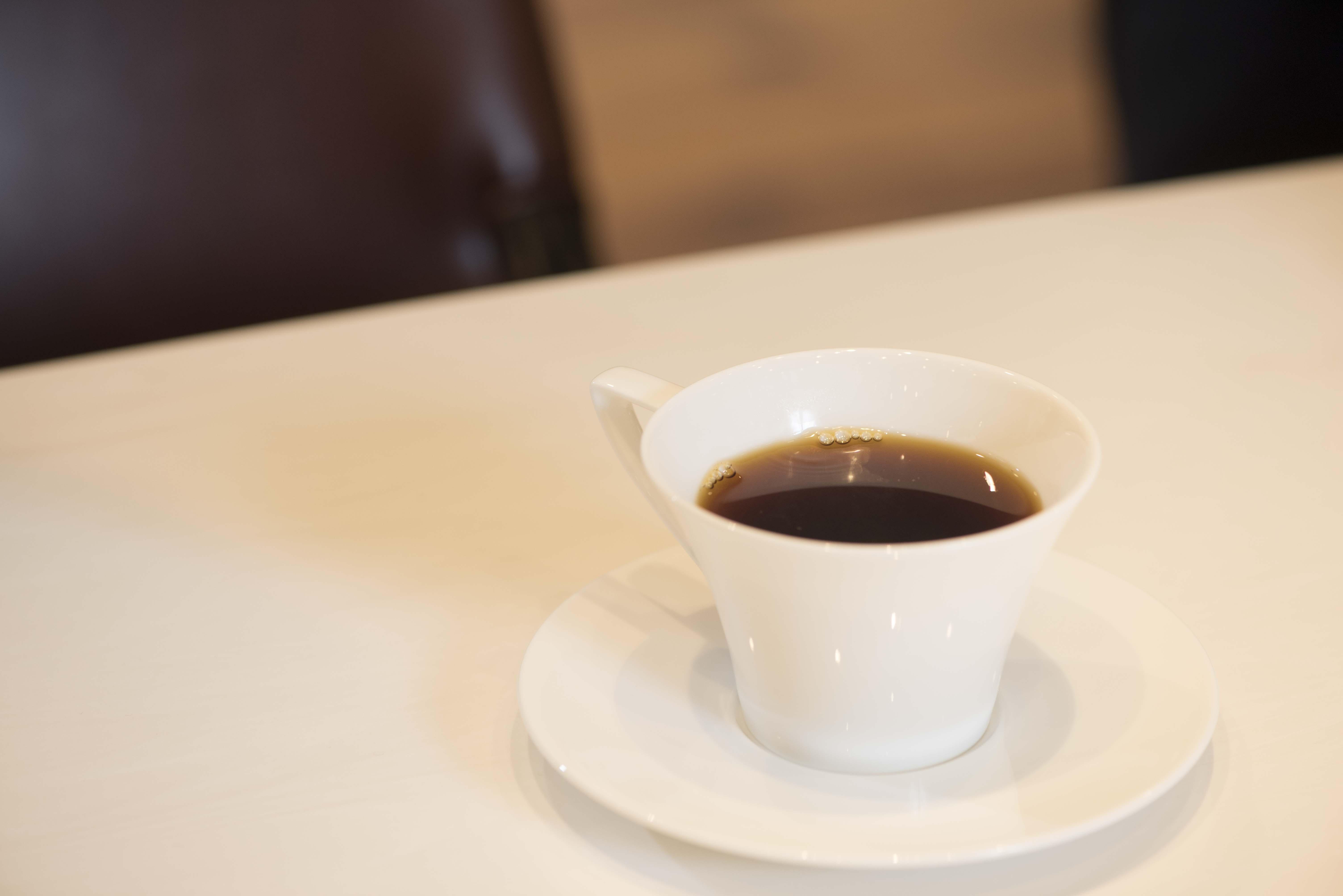 これで至極のコーヒータイムの準備は万端。