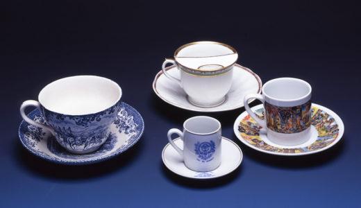 コーヒータイムの名脇役「器」のお話|コーヒーカップの種類・歴史や選び方を解説