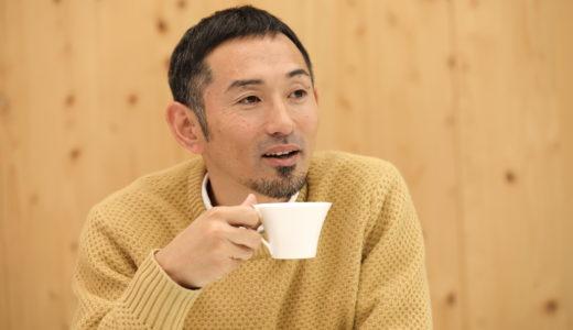 元プロ陸上選手・為末大「僕がコーヒーだけにこだわる理由」【私のCOFFEE STYLE vol.2 】