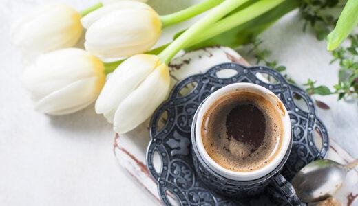 カップの底に未来が見える!?トルコ式コーヒーのお話